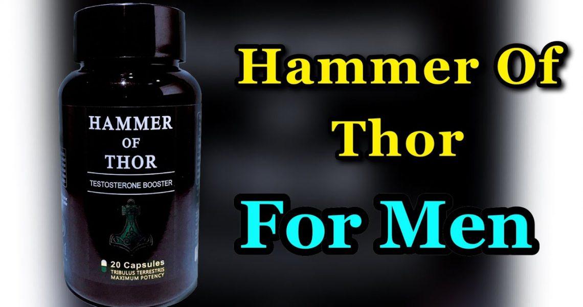 Hammer Of Thor Obat Pembesar Alat Vital Pria Natural